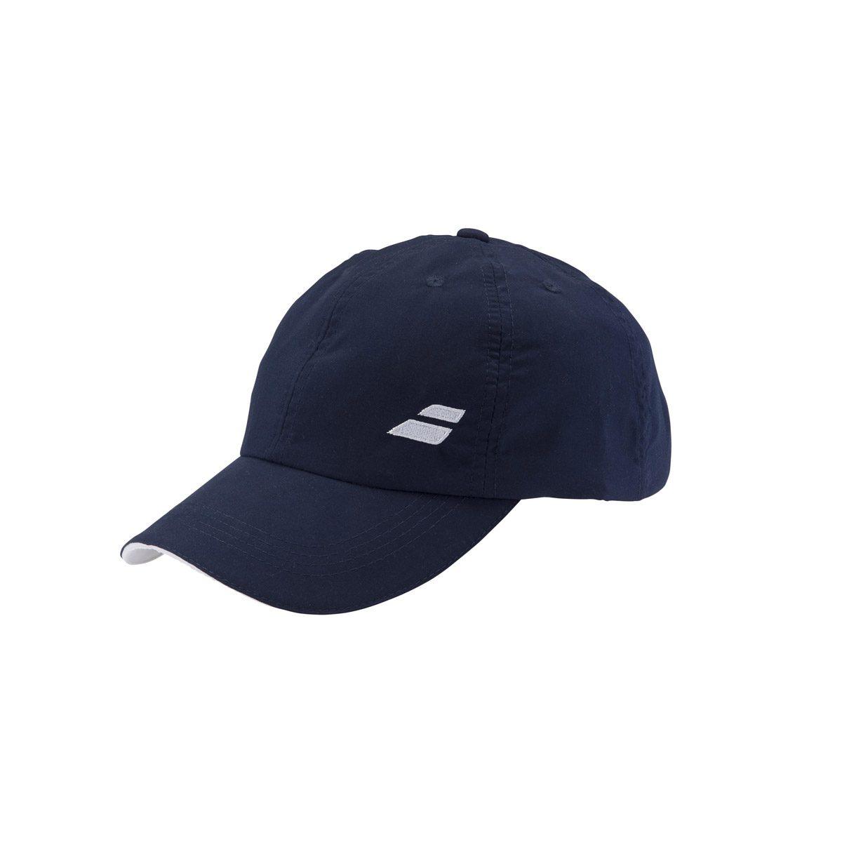 Babolat Basic Logo Men s Cap - Navy - Peake Performance Sports 794e16195b2a