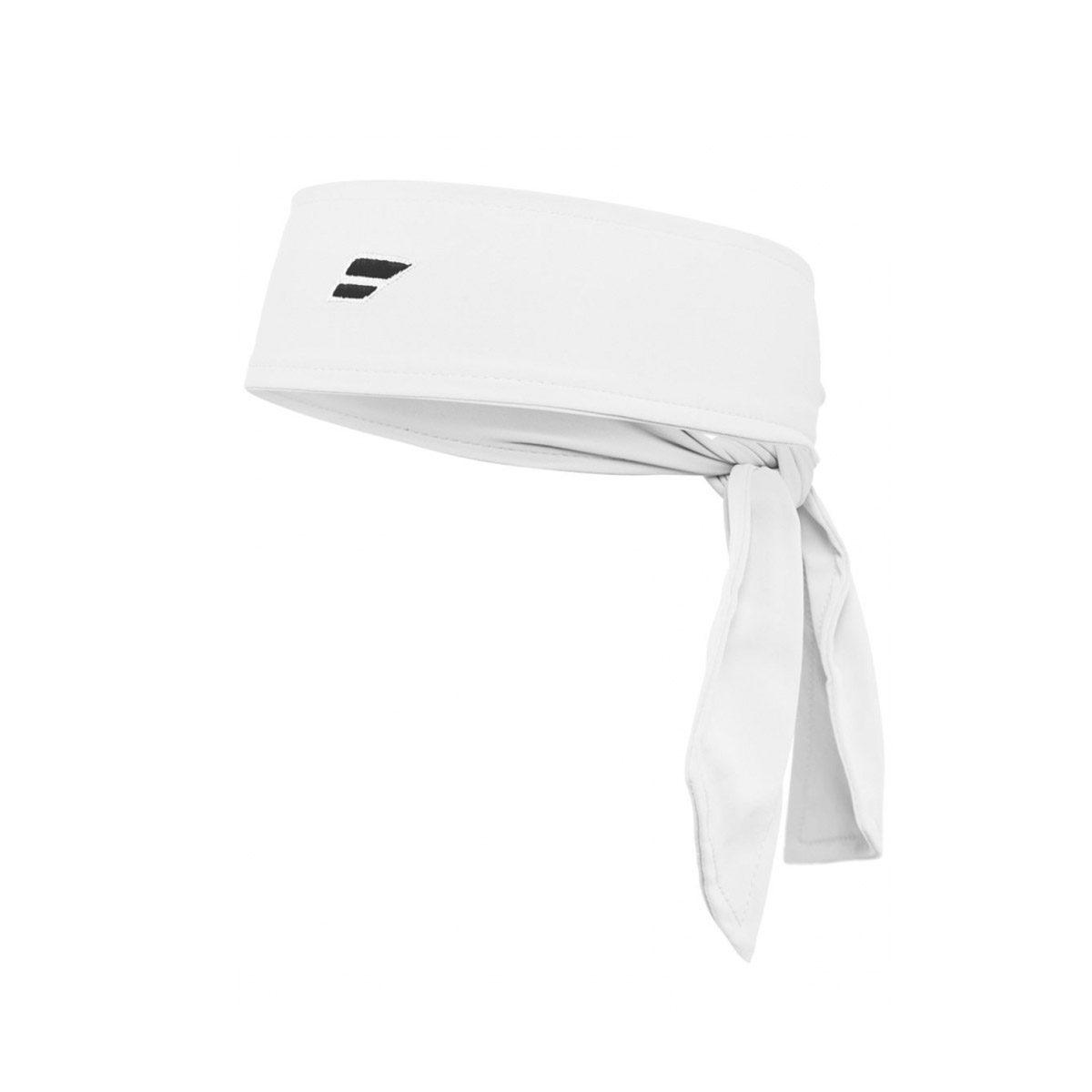 Babolat Unisex Bandana - White - Peake Performance Sports 0576d9e20a55